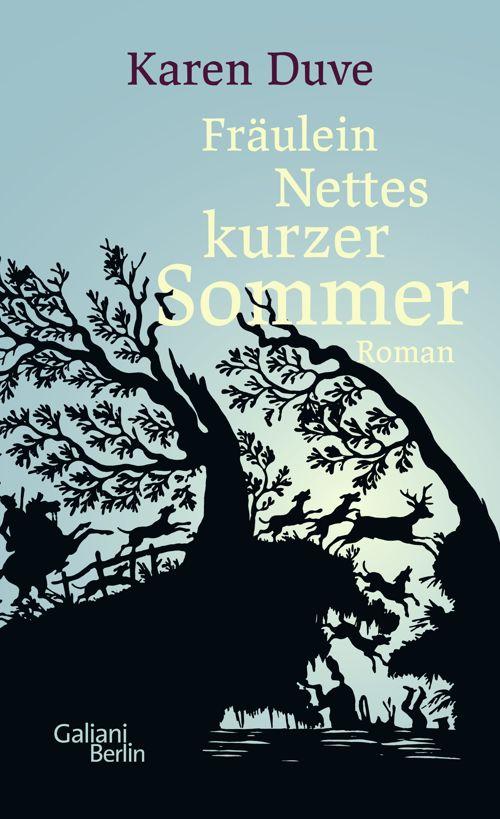 "Lesung Karen Duve liest aus ""Fräulein Nettes kurzer Sommer"""