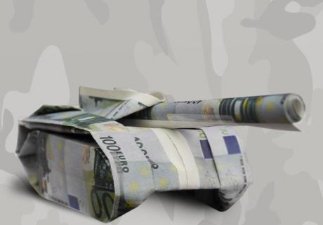 """Vortrag Kathrin Petz """"Die Waffen meiner Bank"""""""