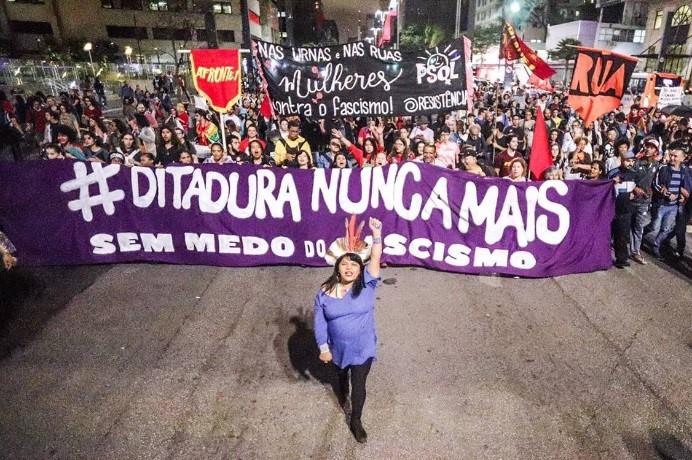 Vortrag Brasilien unter Bolsonaro