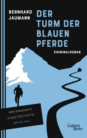 """Buchvorstellung mit Bernhard Jaumann zu """"Der Turm der blauen Pferde"""""""