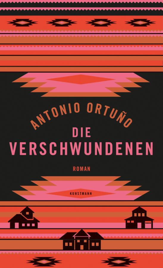 Buchvorstellung Antonio Ortuño: DIE VERSCHWUNDENEN