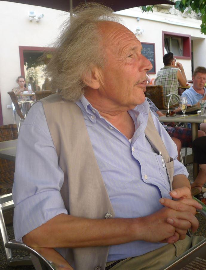Gespräch mit Dr. Erika Schellenberger-Diederich zu Peter Kurzeck