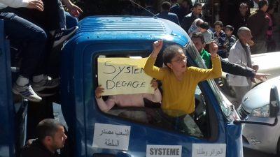 Algerien zwischen Transition und Restauration – Vortrag Dr. Rachid Ouaissa