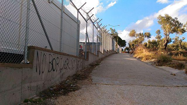 Online: Die Situation der Geflüchteten auf der griechischen Insel Lesbos