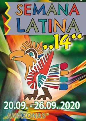 Eröffnung der Semana Latina mit Vortrag und Konzert