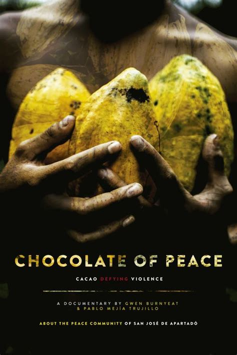 """Film """"Chocolate de Paz"""""""
