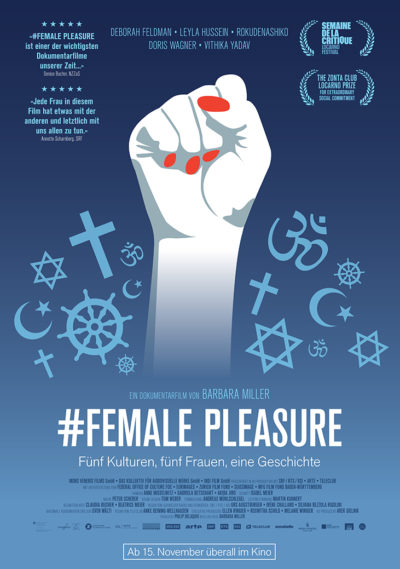 Film #FEMALE PLEASURE