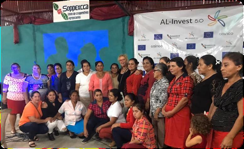 SOPPEXCCA – Frauen in einer nicaraguanischen Kaffeekooperative
