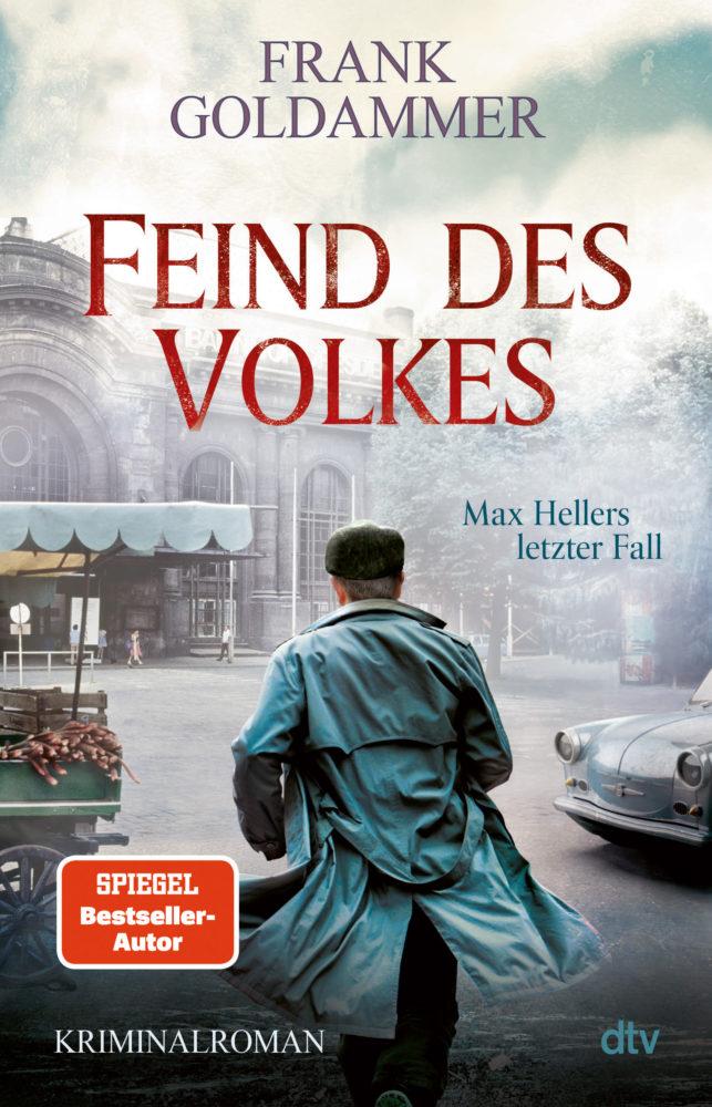"""Krimifestival: Frank Goldammer """"Feind des Volkes"""""""