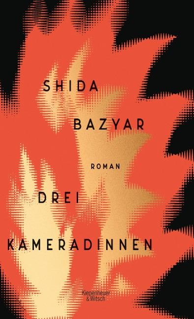 "FÄLLT AUS Buchvorstellung Shida Bazyar ""Drei Kameradinnen"""