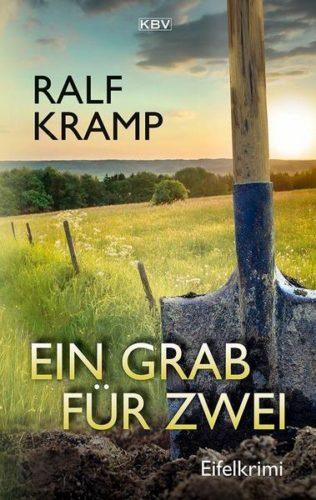 """Krimifestival: Ralf Kramp """"Ein Grab für Zwei"""""""