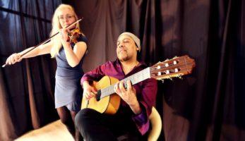 Semana Latina: Duo Repentino (Münster) – Trio Lilian Vieira (Holland)